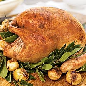 Herb Brined Turkey Recipe — Dishmaps